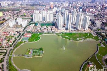 Bán biệt thự TT2, TT3, TT4 thành phố giao lưu 163m2 đến 330m2 từ 120tr/m2. LH 090.717.8558