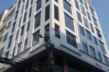 cho thuê tòa nhà 8 tầng mặt phố Nguyễn Xiển dt 165m x 8t mt 6,5m giá 6,200 usd lh 0963506523