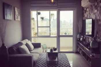 Cho thuê căn hộ Celadon: 63m2, 2 phòng ngủ, 1 WC, giá 8tr/tháng. ĐT 0789 882 119