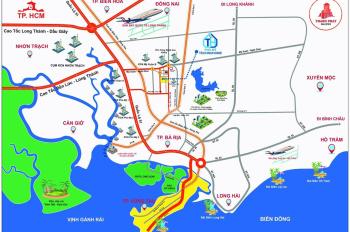 Bán đất nền Phú Mỹ, giá 969tr/nền 150m2 sang tên công chứng trong ngày