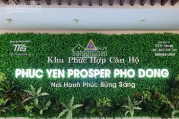 Sắp mở bán CH Prosper Phố Đông- vị trí vàng 36tr/m2- 2PN-2WC- 53m2 - Vietinbank bảo lãnh 0919804466