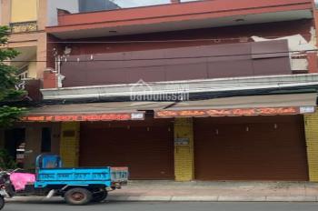 mặt tiền Bình Phú 12x24m 1 lửng khu kinh doanh đông đúc