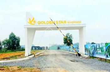 Mở bán khu đô thị 5 sao Golden Star City, ngay thị trấn Đức Hòa, chỉ 540 triệu sở hữu ngay