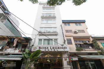 Bán nhà mặt phố Nguyễn Siêu - Hoàn Kiếm 200m2, MT 5,2m, nở hậu xây khách sạn quá đẹp!