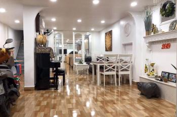 Cho thuê  nhà mới Nguyễn Cảnh Dị, phường 4 quận (5x15m)  2 lầu giá 20 triệu/tháng