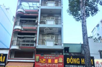 Bán nhà mặt tiền đường Nguyễn Chí Thanh, Quận 5, (4* 22m) 5 lầu đẹp