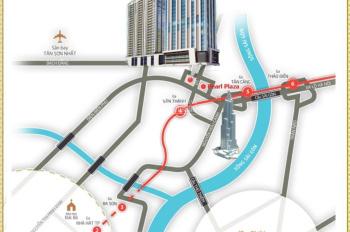 Bán suất ngoại giao căn hộ tại TP. HCM TT 2,3 tỷ/2PN TT 2,6 tỷ/3PN