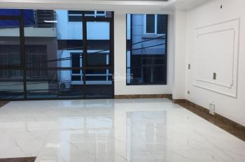 Bán tòa nhà 7 tầng lô góc, phố Pháo Đài Láng (788 Láng) ô tô tránh nhau