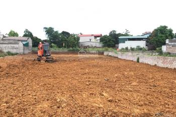Bán đất ngã 3 Hoà Lạc. Diện tích 93m2 mặt đường chính thôn Hoà Lạc. Giá chỉ hơn 1 tỷ_0989157623.