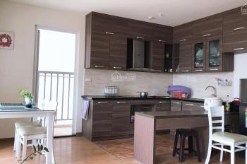 Tôi cho thuê căn 90,6m tầng 10 chung cư Berriver 390 Nguyễn Văn Cừ full nội thất, giá 12tr/ th