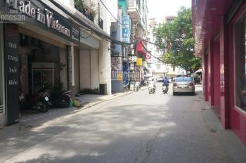 Bán nhà đất Thanh Xuân, mặt ngõ oto tải - kinh doanh - mặt tiền lớn 150m2, mt 7.2m, 12 tỷ