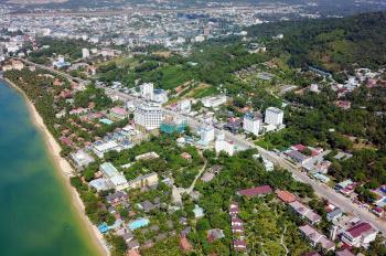 13 m ngang mặt tiền Trần Hưng Đạo, đoạn trung tâm, thích hợp xây khách sạn
