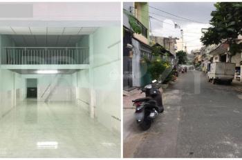 Cho thuê nhà Tân Kỳ Tân Quý, P. Sơn Kỳ, Tân Phú, 4x19m, 1 trệt 1 lửng hẻm xe tải. Phù hợp làm xưởng