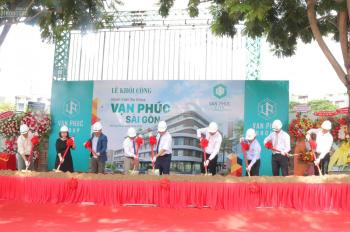 Shophouse mặt tiền Nguyễn Thị Nhung 9x20, 6 lầu căn duy nhất mua trực tiếp từ chủ đầu tư Vạn Phúc