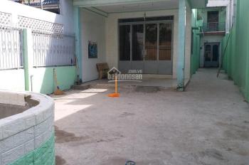 Cho thuê nhà 688/55, đường Hương Lộ 2, Bình Trị Đông A, Bình Tân. DT 6m x30m, 12 triệu/tháng