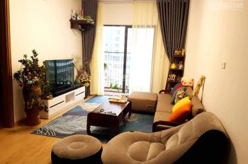 Cho thuê căn hộ CT1B Thạch Bàn, Long Biên, Hà Nội, đầy đủ tiện nghi, gía 6tr/th, LH: 0981716196