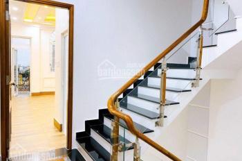 Nhà mới 100% MT phường An Lạc, Bình Tân. Nhà 4 tầng lầu, full nội thất, chỉ 6.9 tỷ, 0902222579