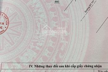 Bán đất chính chủ Phú Giáo 2 lô liền kề, có bán lẻ 1 lô hỗ trợ ngân hàng max. Liên hệ 0938685478