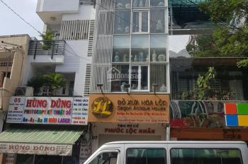 Cần tiền bán gấp khách sạn 3 mặt tiền An Bình, quận 5 (6x16m NH 8.5m) 3 lầu 15 phòng giá chỉ 15.5tỷ