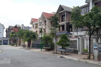 Chính chủ cần bán biệt thự Tây Nam Linh Đàm DT 200m2, MT 10m, đường 13m, hạ tầng phát triển đồng bộ