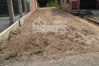 Bán miếng đất 120m2 đường Lê Thị Hà gần chợ Hóc Môn sổ hồng riêng, thổ cư 100%, giá bán 1 tỷ