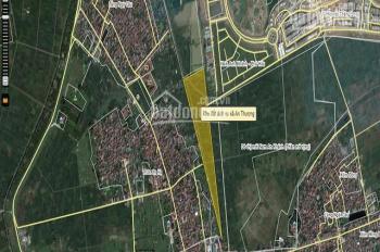 Cần bán gấp lô đất dịch vụ tại xã An Thượng, Huyện Hoài Đức, Hà Nội. LH: 0839246668