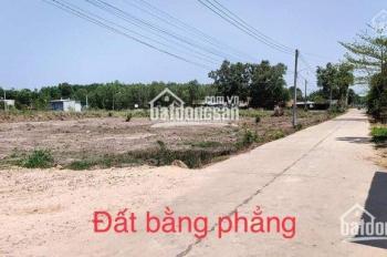 Bán đất Lai Hưng,Bàu Bàng 180m2/1tỷ55 sổ hồng riêng, đất mặt tiền Quốc Lộ 13 chủ bán