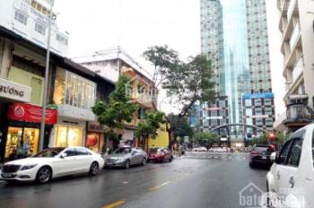Bán nhà mặt tiền kinh doanh đường Hồ Văn Huê, Phường 9, Q.Phú Nhuận. DT: 10x23m (nở hậu: 21m)