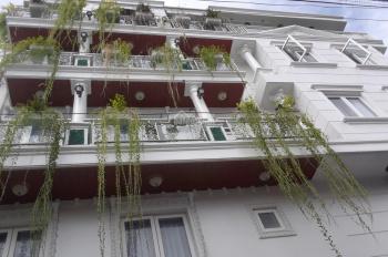 Bán căn hộ dịch vụ 12 phòng đường Cô Giang, p. Cô Giang, Q.1 - DT: 6.5x16m nhà trệt 3 lầu 21 tỷ