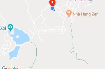 Bán lô đất diện tích hơn 6000 m2 tại Ba Vì, Hà Nội, xung quanh có suối tự nhiên, giá chỉ 1 triệu/m2