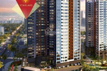 Bán chung cư Starlake tòa 903 căn H và G diện tích 113 và 126m2, view hồ Starlake - LH 0976197364