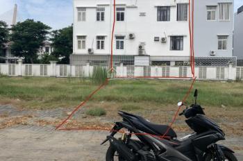 Cần bán đất Trần Hưng Đạo gần chung cư Monarchy 200m2 thích hợp xây khách sạn