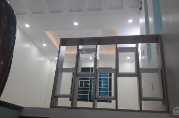 Bán nhà mặt phố Kim Giang xây mới 100% 5 tầng 79m2 2 mặt thoáng, ô tô tránh, kinh doanh tốt