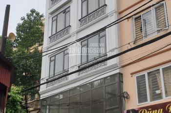 Cho thuê nhà phân lô Trung Kính to Trung Hòa, Cầu Giấy. DT 60m2 x 5 tầng, mặt tiền 5m giá 26tr/th