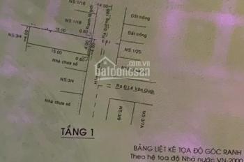 HXH 8m thông ra Lê Văn Quới, P. Bình Hưng Hòa A, 4x15m xây dựng đủ, giá 4.5 tỷ