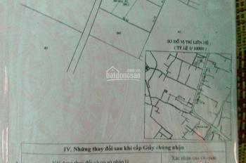Bán đất 2MTĐ Số 9 Lê Trọng Tấn-Tân Hưng-Bà Rịa. 147m2 100m2 TC (6x24) TB, giá 920 triệu 0934444552