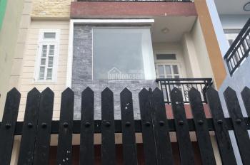 Nhà MTKD 26 Nguyễn Quang Diêu, 5x22m, nở hậu chữ L, DTCN 121m2, đúc 2 lầu, phía sau chợ Tân Hương