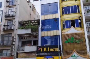 Bán nhà mặt tiền Nguyễn Chí Thanh - gần bệnh viện Chợ Rẫy, (4x25m vuông vức), 7 tầng, giá 24 tỷ TL