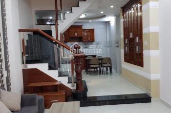 Cho thuê nhà full nội thất mới 100% đường Lê Đức Thọ, P. 6 ngay chợ An Nhơn