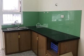 Cho thuê căn hộ 2 ngủ tòa HH1C Linh Đàm, 56m2, 2 ngủ, nguyên bản, hợp đồng dài hạn