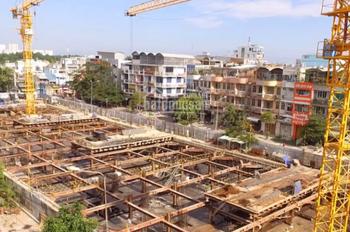 Cần bán nhanh căn hộ Saigon Skyview đối diện bến xe Quận 8, tầng 19 căn 2PN, diện tích 69m2