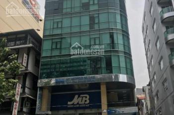 Bán Building mặt tiền đường Lê Lai, Bến Thành, Q1. DT 10x20m hầm 10 tầng HĐT 530tr/th giá 80 tỷ