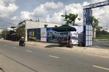 Bán đất sổ đỏ đường Số 7, Bình Hưng Hòa, Bình Tân, giá chỉ 63tr/m2, DT 58m2 bao GPXD