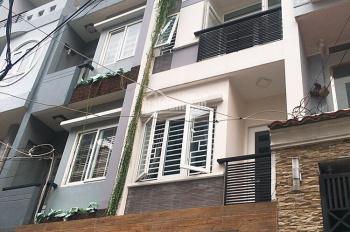 Cho thuê nhà hẻm xe hơi 48/2A Trần Quang Diệu, ngay cây xăng Quận 3. Liên hệ: Anh Tú 0909296497