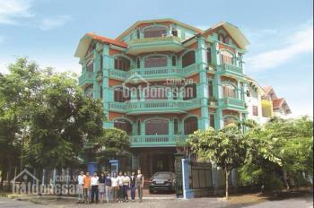 Chính chủ cho thuê biệt thự Linh Đàm đất 400m2, SD 200m 5 tầng 1 hầm căn góc 30m làm khách sạn spa