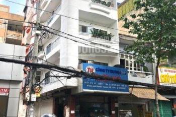 Bán nhà góc 2 MT Trần Quang Diệu (ngay Lê Văn Sỹ) Quận 3. DT: 5x20m, 4 lầu mới, giá bán 24 tỷ TL