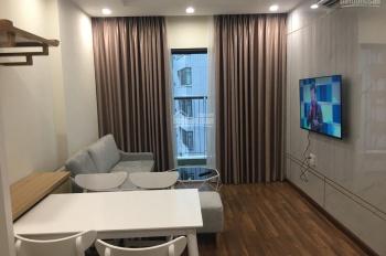 Căn 2PN ở ngay DT 71m2 đủ nội thất gần phố Duy Tân giá 2,4 tỷ