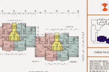 Bán căn hộ CC 210m2 Vinaconex 1 tại 289A Khuất Duy Tiến