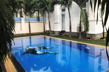 Thuê villa Nguyễn Văn Hưởng, Quận 2 diện tích 800m2 2 lầu 5PN