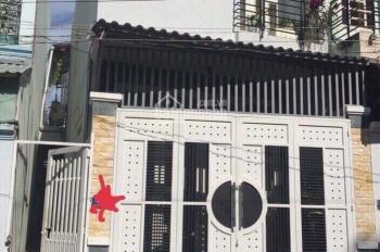Bán nhà hẻm 1549 Huỳnh Tấn Phát, phường Phú Mỹ, quận 7, có dãy trọ cho thuê 12,5t, 5x21m giá 4,7 tỷ